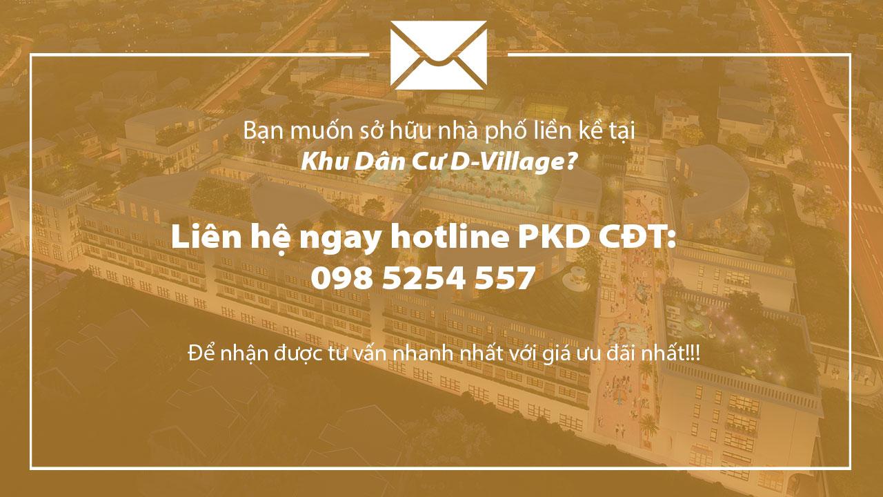 Khu Dân Cư D-Village