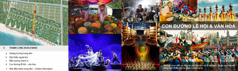 Tiện ích dự án Thanh Long Bay